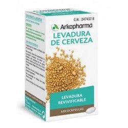 Arkocápsulas Levadura de Cerveza 45 cápsulas