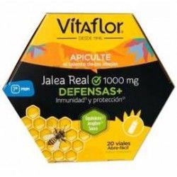 Vitaflor Jalea Real Defensas Ampolla Bebible 200 ml 20 Amp
