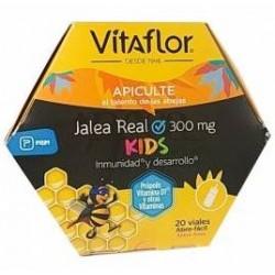 Vitaflor Jalea Real Kids Ampolla Bebible 10 ml 20 Amp