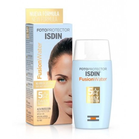 Isdin Fotoprotector Fusion Water SPF50+ 50 ml