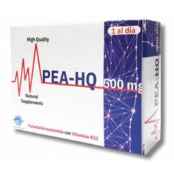 Pea-Hq 500Mg Con Vit B12 30 Cápsulas