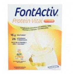 Fontactiv Protein Vital 14 Sobres 30 g Sabor Vainilla
