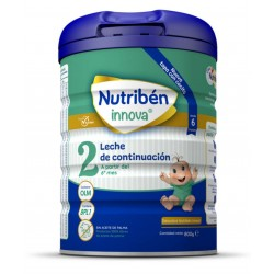 Leche Infantil Nutriben Innova 2 800 gr