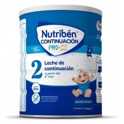 Leche Infantil Nutriben Continuacion 800 G
