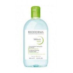Bioderma Sebium H2O Agua Micelar 500 ml