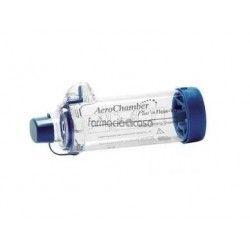 Camara de Inhalacion Aerochamber Plus Flow-Vu 1 U