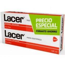 Pasta Lacer Duplo 125 ml + 125 ml
