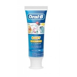 Pasta Dental Oral B Baby 0 - 2 Años 75 ml