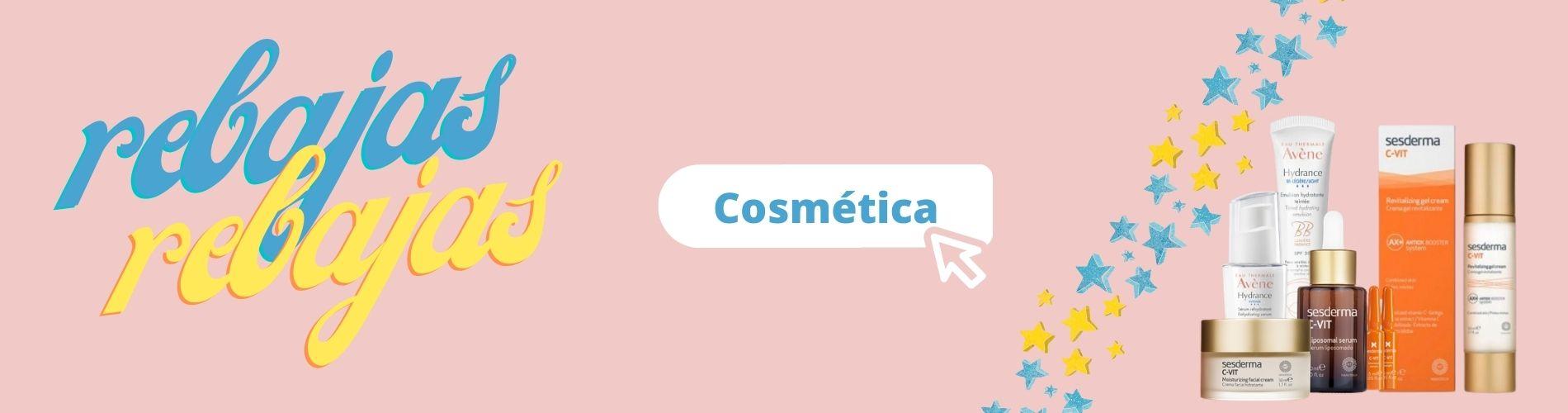 descuento en cosmética