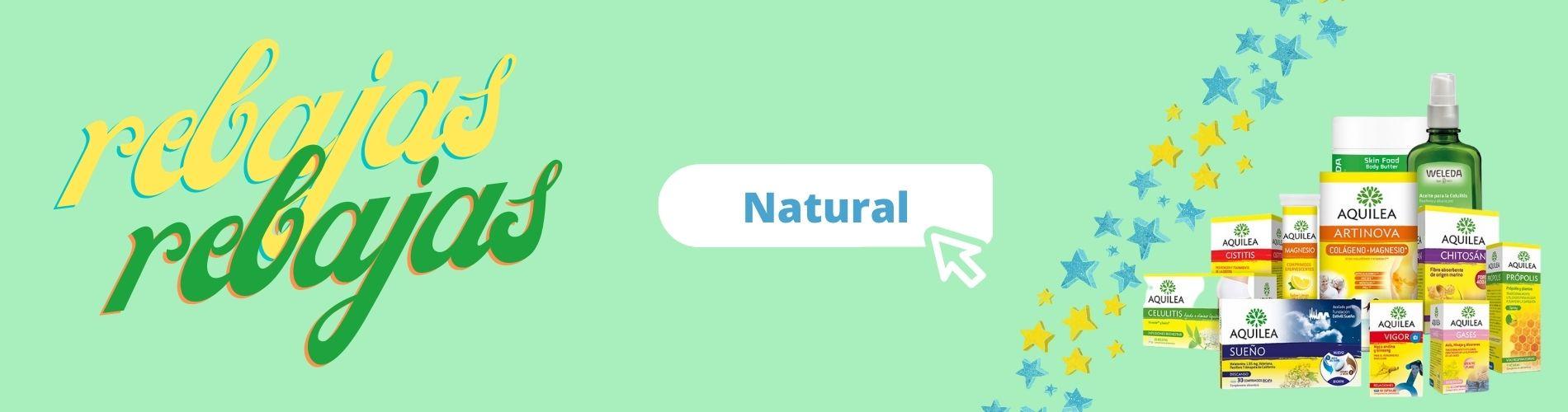 descuento en zona natural